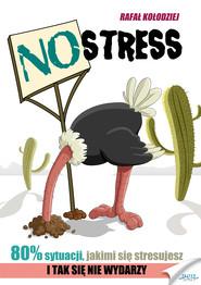 okładka NO STRESS. Audiobook | MP3 | Rafał Kołodziej