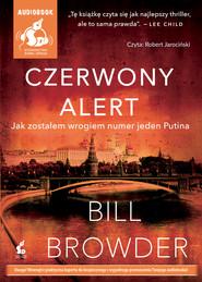 okładka Czerwony alert. Jak zostałem wrogiem numer jeden Putina, Audiobook | Gilles Legardinier
