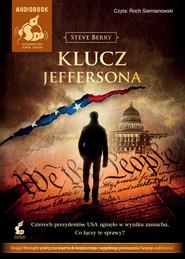 okładka Klucz Jeffersona. Audiobook | papier | Axl Sund Erik