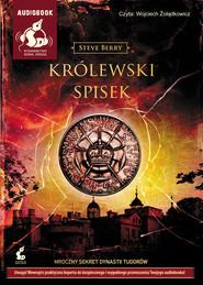 okładka Królewski spisek, Audiobook | Dave Eggers