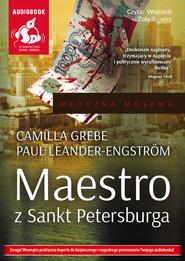 okładka Maestro z Sankt Petersburga, Audiobook | L.S. Hilton