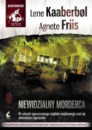 okładka Niewidzialny morderca, Audiobook | Charlotte Link
