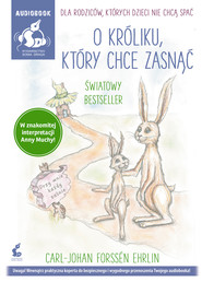 okładka O króliku, który chce zasnąć, Audiobook | Lee Myers Steven