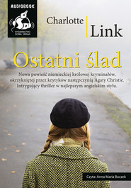 okładka Ostatni ślad, Audiobook | Charlotte Link