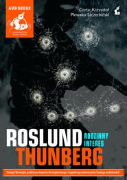 okładka Rodzinny interes, Audiobook | Anders Roslund