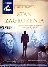 okładka Stan zagrożenia, Audiobook | Steve Berry