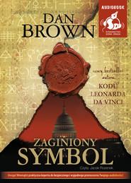 okładka Zaginiony symbol, Audiobook | Dan Brown