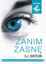okładka Zanim zasnę. Audiobook | MP3 | S.J. Watson