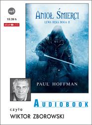 okładka ANIOŁ ŚMIERCI. Audiobook | papier | Hoffman Paul