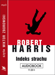 okładka INDEKS STRACHU. Audiobook   MP3   Robert Harris