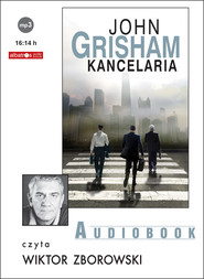 okładka KANCELARIA. Audiobook | MP3 | John  Grisham
