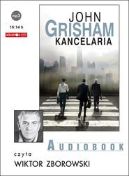 okładka KANCELARIA. Audiobook | papier | John  Grisham