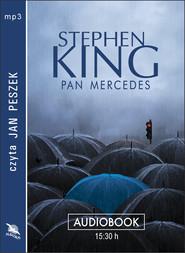 okładka PAN MERCEDES. Audiobook | papier | Stephen King