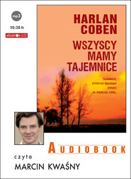 okładka WSZYSCY MAMY TAJEMNICE. Audiobook | papier | Harlan Coben