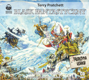 okładka Blask fantastyczny. Audiobook | MP3 | Terry Pratchett