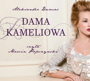 okładka Dama Kameliowa. Audiobook | MP3 | Aleksander  Dumas
