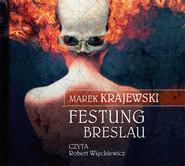 okładka Festung Breslau. Audiobook | MP3 | Marek Krajewski