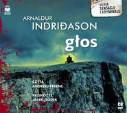 okładka Głos. Audiobook | MP3 | Indriðason Arnaldur