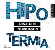 okładka Hipotermia. Audiobook | MP3 | Indriðason Arnaldur