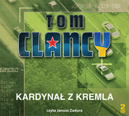 okładka Kardynał z Kremla. Audiobook | MP3 | Tom Clancy