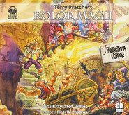 okładka Kolor magii. Audiobook | MP3 | Terry Pratchett
