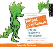 okładka Pulpet i Prudencja. Audiobook | MP3 | Joanna Olech