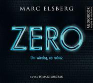 okładka Zero. Audiobook   MP3   Elsberg Marc