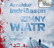 okładka Zimny wiatr. Audiobook | MP3 | Indriðason Arnaldur