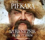 okładka Szubienicznik. Falsum et verum. Audiobook   MP3   Jacek Piekara