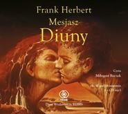okładka Mesjasz Diuny. Audiobook | papier | Frank Herbert