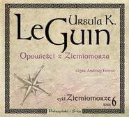 okładka Opowieści z Ziemiomorza. Audiobook | MP3 | Ursula K. Le Guin