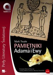 okładka Pamiętniki Adama i Ewy. Audiobook | papier | Mark Twain