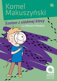 okładka Szatan z siódmej klasy. Audiobook | MP3 | Kornel Makuszyński