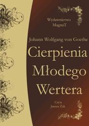 okładka Cierpienia Młodego Wertera, Audiobook | Johann Wolfgang von Goethe