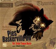 okładka Pies Baskervilleów. Audiobook | papier | Artur Conan Doyle