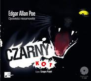 okładka Czarny kot. Audiobook | papier | Edgar Allan Poe