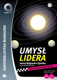 okładka Umysł Lidera, Audiobook | Iwona Majewska Opiełka