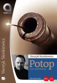 okładka Potop. Audiobook | papier | Henryk Sienkiewicz