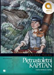 okładka Piętnastoletni kapitan, Audiobook | Juliusz Verne