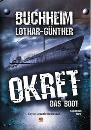 okładka Okręt, Audiobook | Lothar-Günther Buchheim