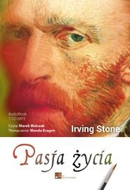 okładka Pasja życia. Audiobook | papier | Irving Stone