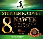 okładka Ósmy nawyk, Audiobook | Stephen Covey