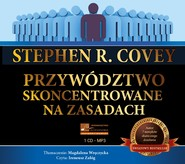 okładka Przywództwo skoncentrowane na zasadach, Audiobook | Stephen Covey