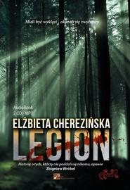 okładka Legion. Audiobook   MP3   Elżbieta Cherezińska