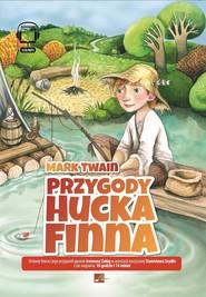 okładka Przygody Hucka Finna. Audiobook | papier | Mark Twain