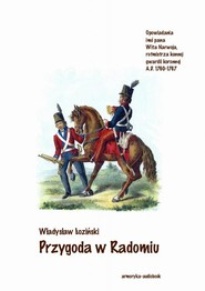 okładka Przygoda w Radomiu. Audiobook   MP3   Władysław Łoziński