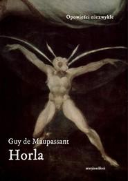 okładka Horla, Audiobook   Guy  de Maupassant