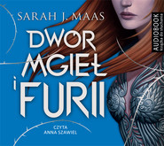 okładka Dwór mgieł i furii. Audiobook | papier | Sarah J. Maas