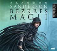 okładka Bezkres magii. Audiobook | papier | Brandon Sanderson