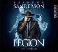 okładka Legion. Audiobook   MP3   Brandon Sanderson